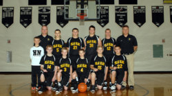 JH Basketball – Boys