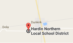 Directions to Hardin Northern School