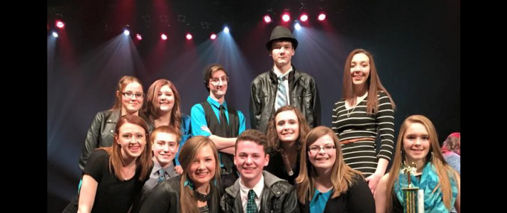 Hardin Northern's Pop A Cappella Group Places 3rd