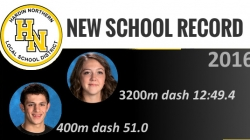 Kaylynn Cook – Set New School Record