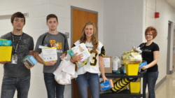 FCCLA Hygiene Collection for Hurricane Victims