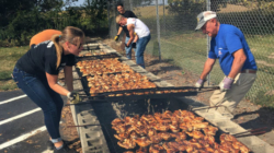 HN FFA Chicken BBQ