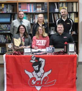 Shelby Alloway Signing