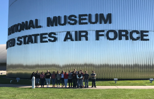 National Air Force Museum field trip