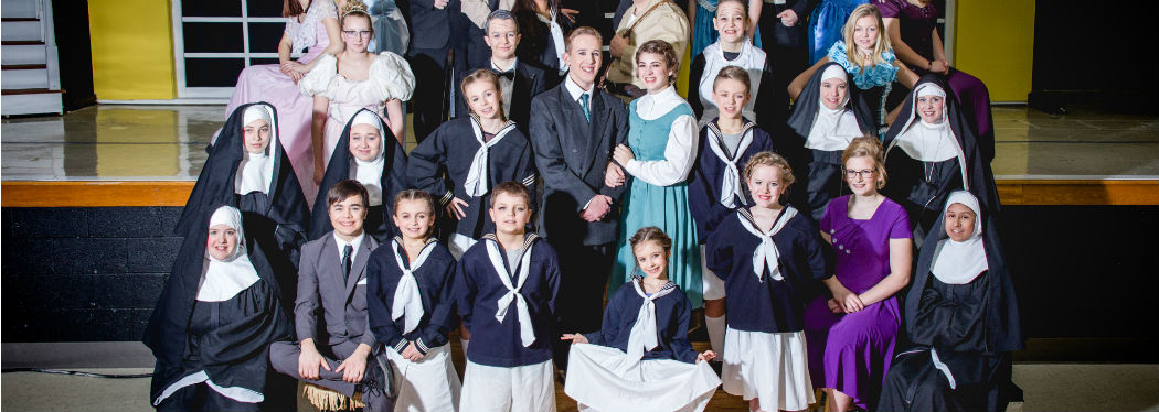 HN presented The Sound of Music April 6-8