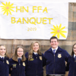 Hardin Northern Hosts Chapter FFA Banquet