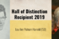 Hall of Distinction Winner 2019