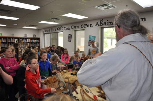 Exploring the world of early Ohio's early fur trade