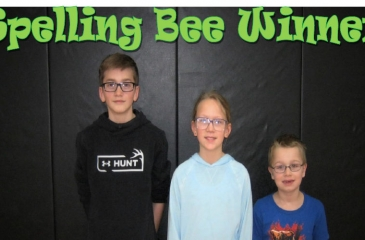 Spelling Bee Winners 2020