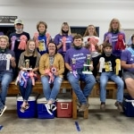 Hardin Northern FFA Celebrates Fair Accomplishments