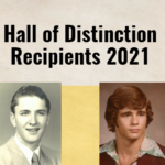 Hall of Distinction Recipients for 2021
